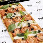 Pizza Caprese Veggie