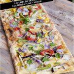 Pizza Légumes de saison Veggie